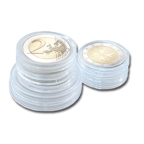 """#7825-100 Self-Sealing 2x2/"""" Coin Holders for QUARTERS"""