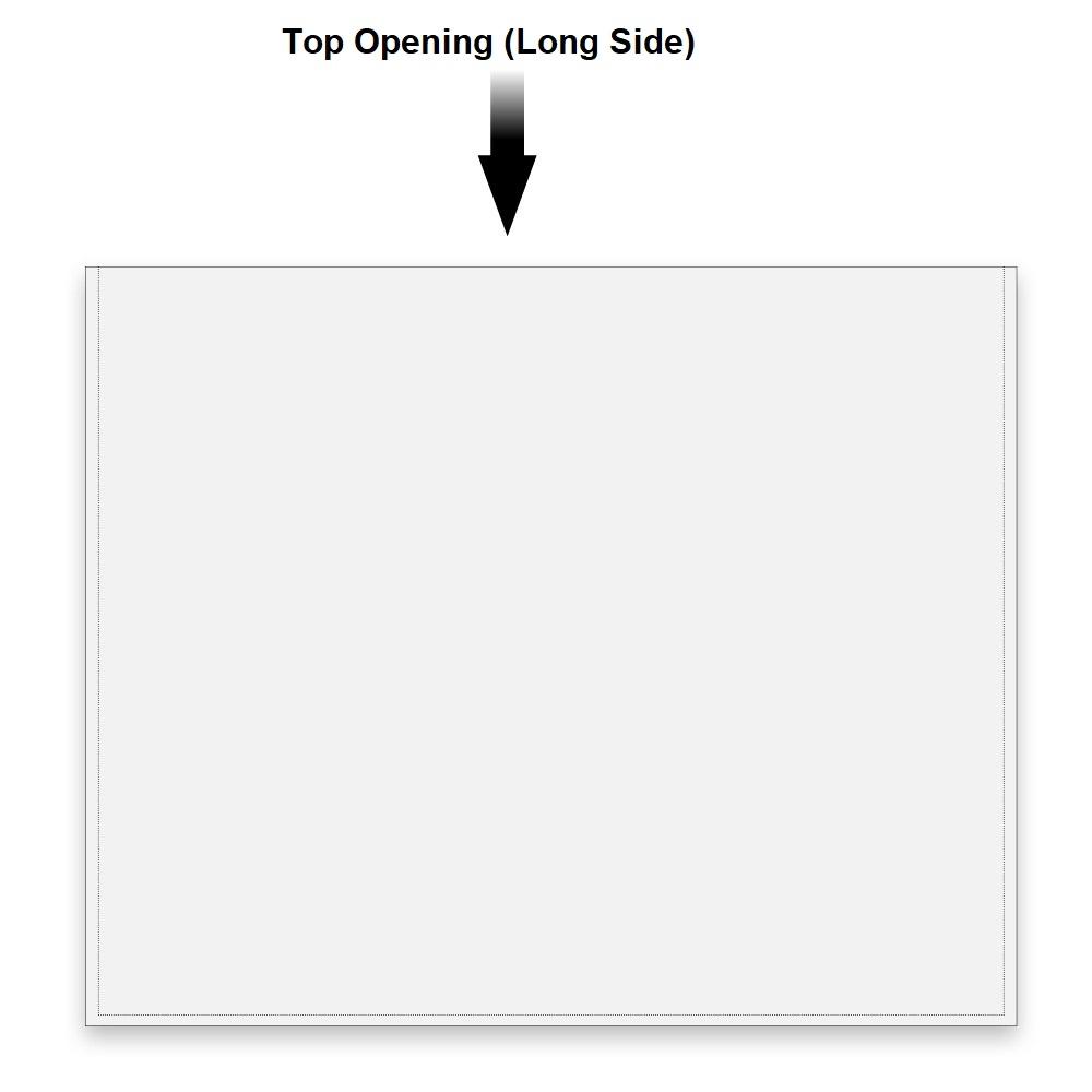 Top Opening Sleeves