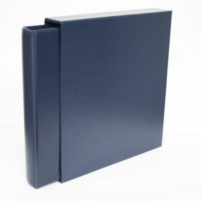 Slipcase Yokama-Dark Blue