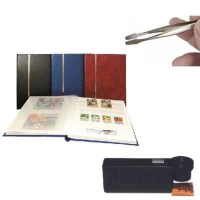 Beginner Starter Kit with Stamp Stockbook
