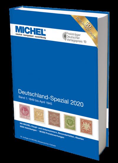 Michel Germany Specialized 2020 - Volume 1