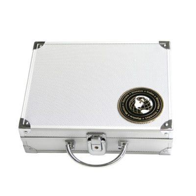Aluminum Carrying Case-Customized 6 Trays