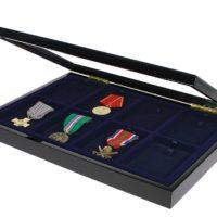 Military Medal Display Case