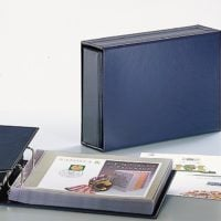 Currency Albums Graded Package with 10 pages
