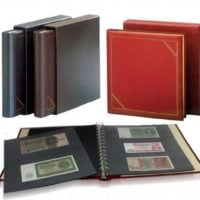 Currency Albums - Leather Professional