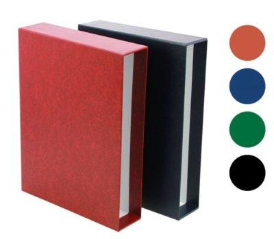 Matching Stockbook Slipcase - Wine Red