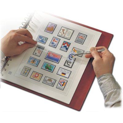 Stamp Album-Hingeless Supplement - USA Commemoratives 2017