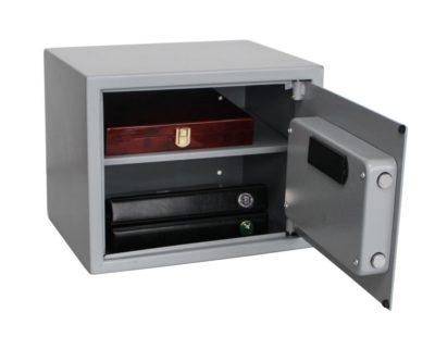 Steel Safe - Medium with Numeric Key Pad and Key