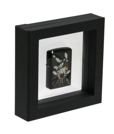 Floating Frame for Vintage Zippo Lighter