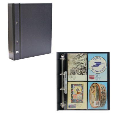 Postcard Albums - Collecto Value Album Navy Blue w/10 pages