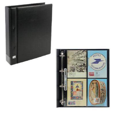 Postcard Albums - Collecto Value Album Black w/10 pages