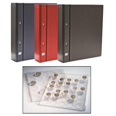 Coin Album for Quarters in Capsules