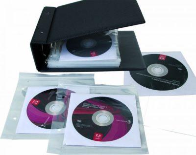 Mini Cd/dvd Album