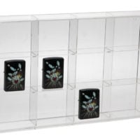 Vintage Zippo Display Case - Medium