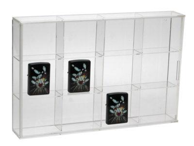 Vintage Zippo Display Case - Medium