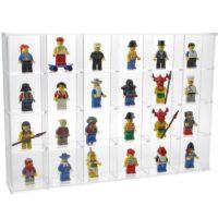 Lego Figurine Display Case - Large