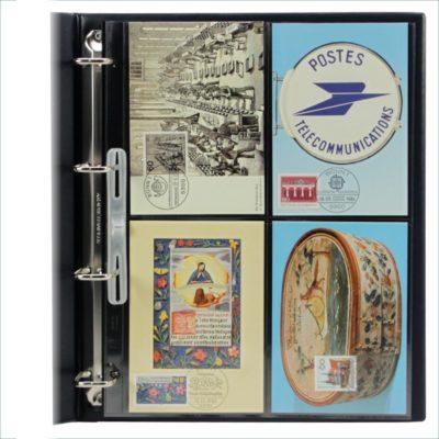 Vertical Postcard Pages Per 5
