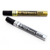 METALLIC GEL INK PENS