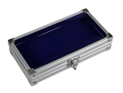 Pin Display Case-Aluminum-Medium