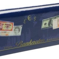 New Pocket Banknote Album