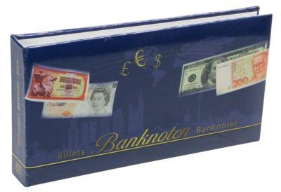 New Pocket Banknote Album