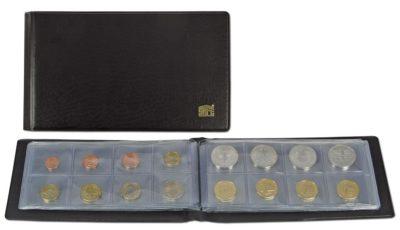 Coin Album Wallet