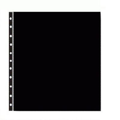 Variant 11-ring System - Black Heavy Cardboard Interleaves Per 10