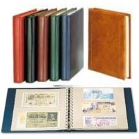 Currency Albums-Professional Classic for Graded Banknotes