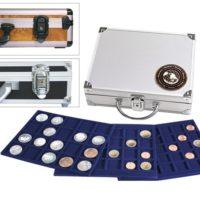 Aluminum Coin Cases