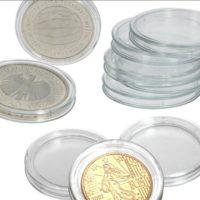 Coin Capsules Air Tight