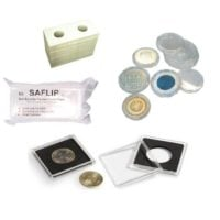 Coin Holders & Coin Capsules