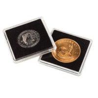 Square 2x2 Intercept Coin Holders