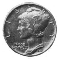 Mercury & Roosevelt Dimes