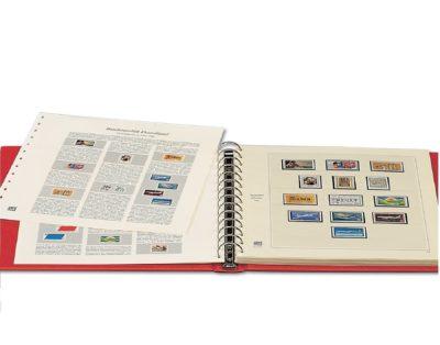 Stamp Description Pages for France 1978-2012