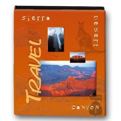 """Sierra"" Travel Photo Album"