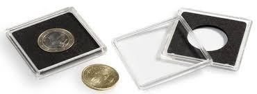 Quadrum 2x2 Intercept Coin Holders Pack of 6