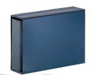 Slipcase Horizontal Navy Blue