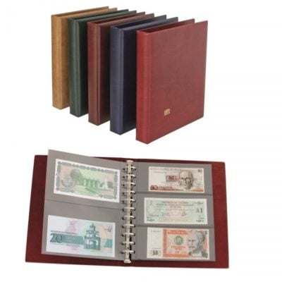 Currency Albums-Deluxe Variant-Brown