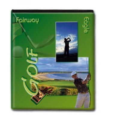 """""""Golf"""" Travel Photo Album"""