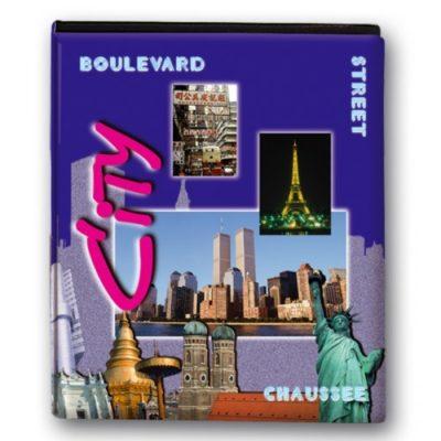 """""""City"""" Travel Photo Album"""