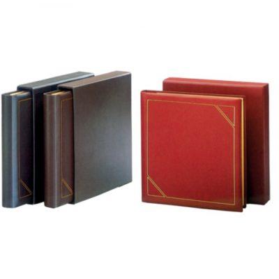 Classic Executive Leather Album-Black