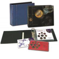 Artline Coin Proof Set Album-Black