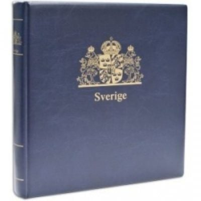 Album With Seal Of Sweden