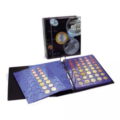Compact Coin Album for Euro Sets