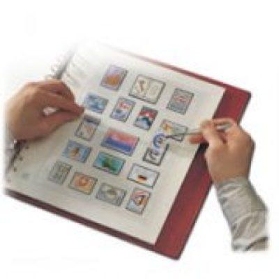 Stamp Albums Hingeless-Netherlands 2008-2011