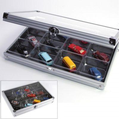 Hot Wheels Display Case-Aluminum