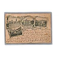 Postcard Holders Vintage Postcards Mediumweight-Top Open Pack of 50