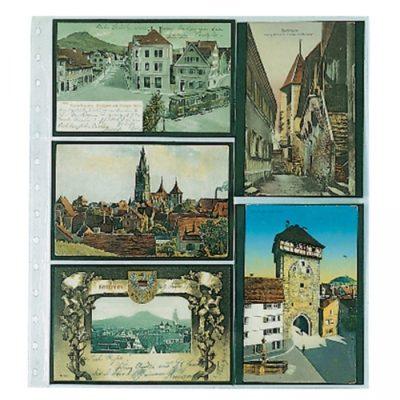 Postcard Page Per 5 - 5 Pockets
