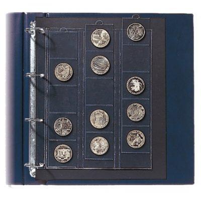 Collecto Coin Page w/15 Pockets per 3