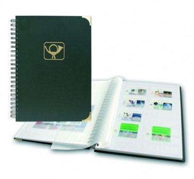 Stamp Stock Books Designer Trend Stockbook Black